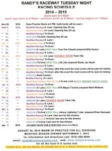 2014 _2015_Schedule