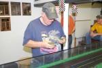 Billy Decker on pre tech inspection